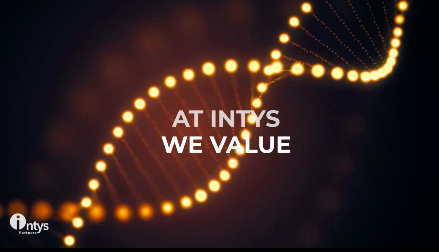 INTYS VALUES VIDEO