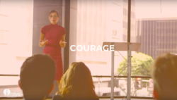 Courage, an Intys value